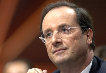 francois hollande poker